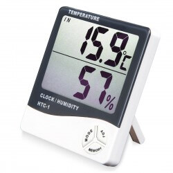 Hygrometer (Big Screen)
